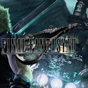 Final Fantasy 7 Remake Edition Standard