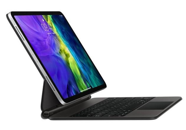 Le Magic Keyboard, le clavier ultime pour l'iPad Pro, est disponible