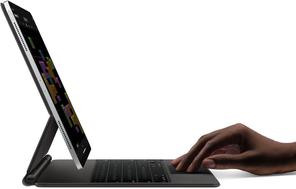 vous pouvez commander le nouveau Magic Keyboard pour iPad Pro