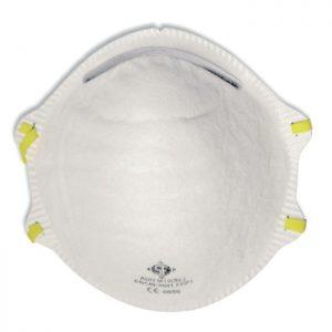 Masques FFP1 sans valve
