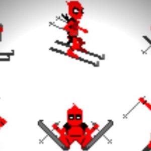 Mini-jeu caché de Deadpool