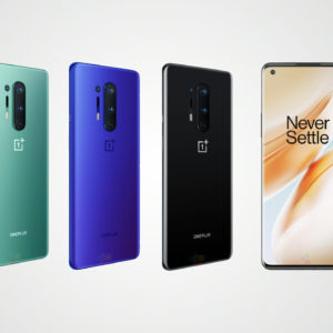 OnePlus 8 Pro couleurs