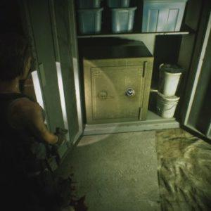 Soluce Resident Evil 3 : Remake, code des coffres et combinaisons