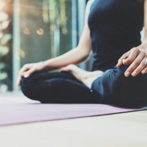 yoga chez soi