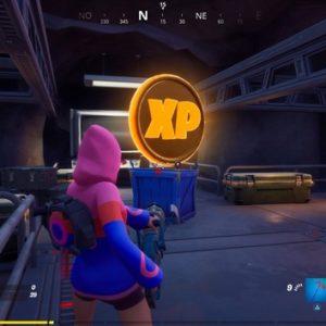 Fortnite: Où trouver des pièces XP pour le défi semaine 10