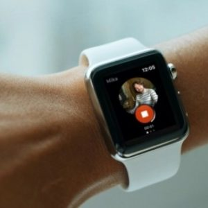 KIT de Facebook: application expérimentale Apple Watch