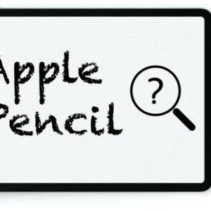 L'Apple Pencil ne fonctionne pas