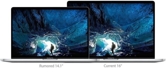 """MacBook Pro 14 """"arrivera en 2021"""