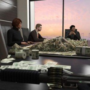 GTA Online: étape par étape pour aller rapidement PDG et gagner des millions de GTA $