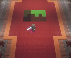 Comment débloquer la cathédrale dans Minecraft Dungeons?