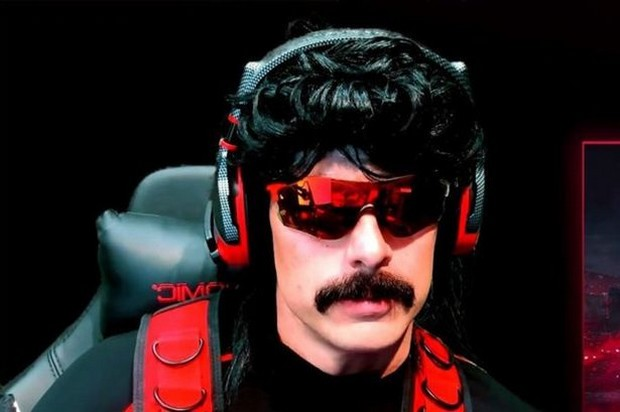 Twitch bannit définitivement Dr. Disrespect
