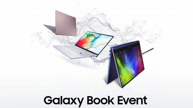 Galaxy Book event