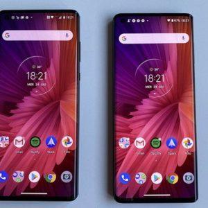 Comparatif : Motorola Edge vs Edge + : quelles sont les différences?