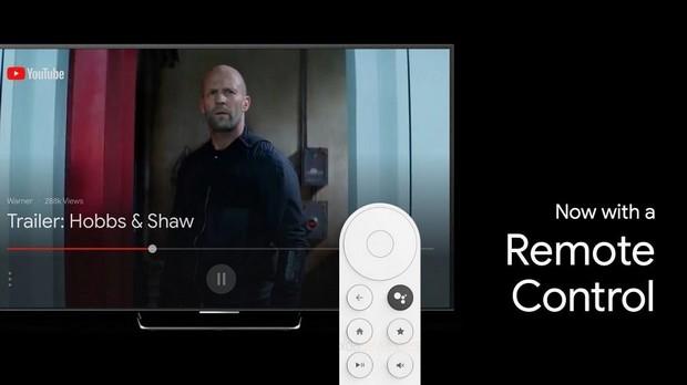 Sabrina : le design du nouveau dongle Android TV de Google