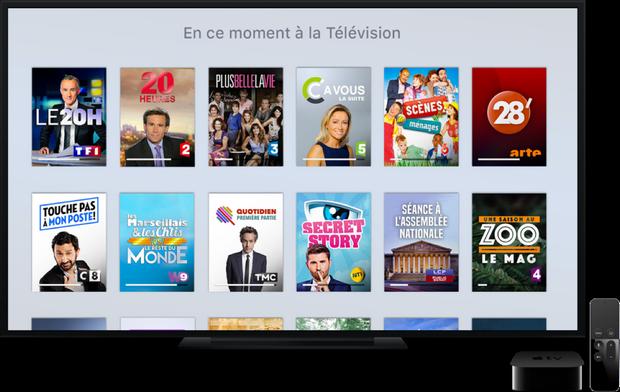 Acheter ou louer des films sur Apple TV depuis Smart TV