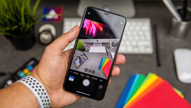 Comment filmer avec iPhone 11 ?