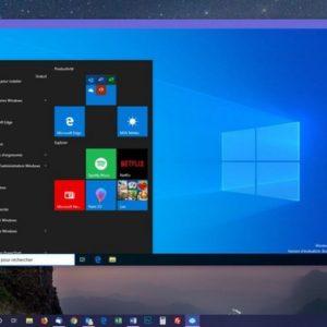 Comment désinstaller un logiciel sous Windows 10