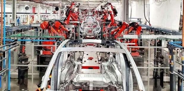 voiture Tesla Model Y
