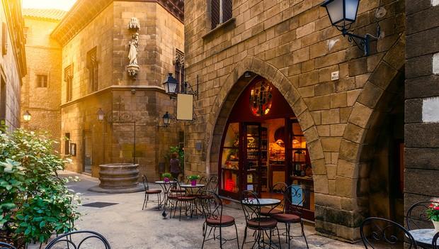 Barrio gothique