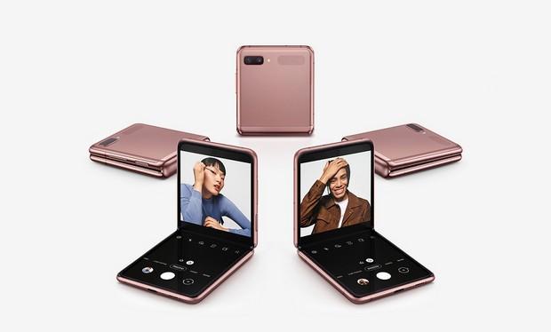 Galaxy Z Flip 5G: le Nouveau Flip de Samsung a désormais la 5G