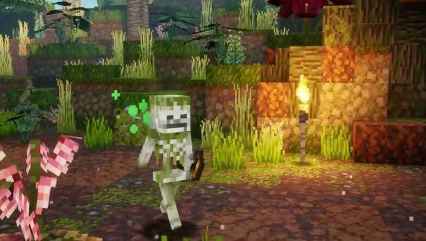 Minecraft Dungeons, Jungle Awakens - Heure de début