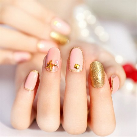Ongle rond