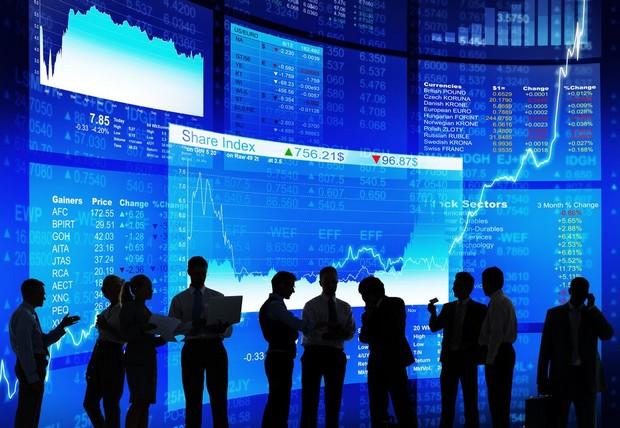 les actions de sociétés cotées en bourse