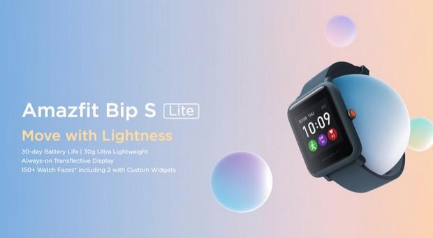 L'Amazbit Bip S Lite est officiel