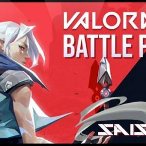 Valorant : Passe de combat saison 1 chapitre 2