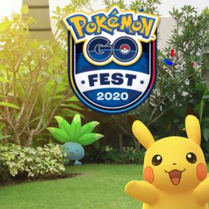 Codes promo spéciaux de l'évènement Pokémon GO Fest