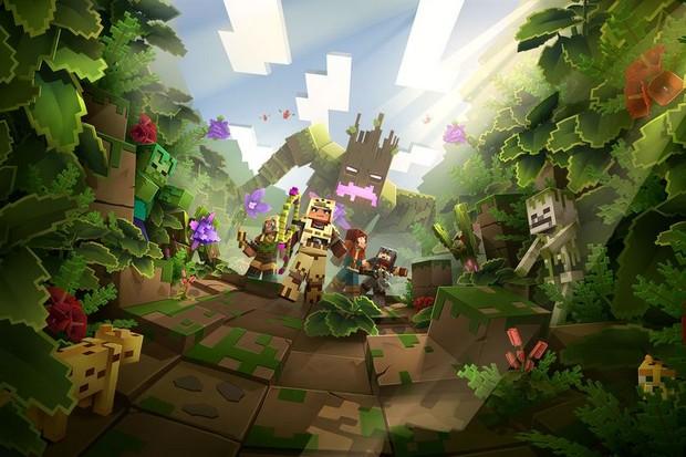 Date de sortie de Minecraft Dungeons Jungle Awakens: heure de lancement,
