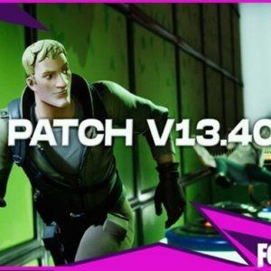 Quand le patch 13.40 arrivera-t-il sur Fortnite?