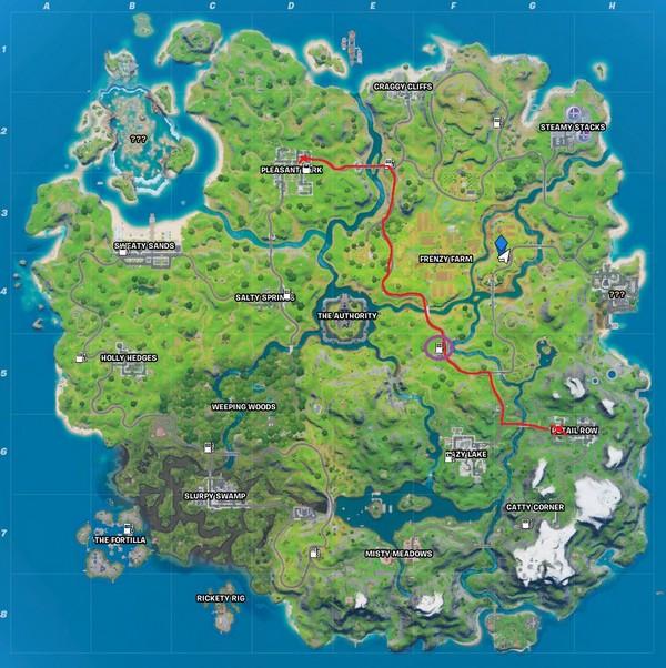 Le meilleur itinéraire