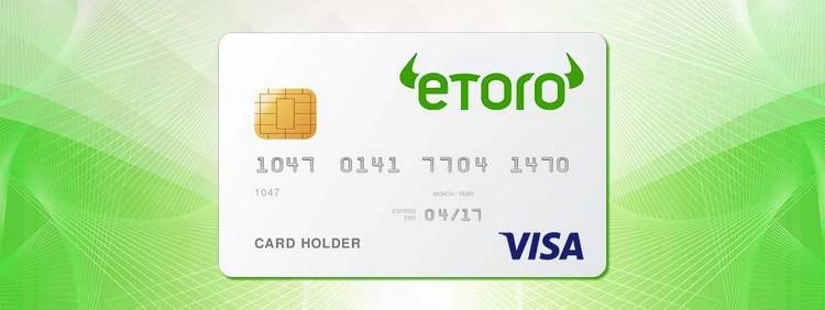 eToro va lancer une nouvelle offre : une carte de débit ...
