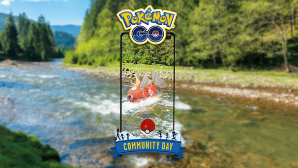 Community Day Pokémon GO : Magicarpe