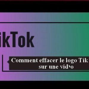 Comment supprimer les filigranes Tik Tok