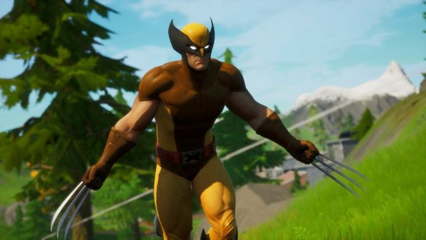 Fortnite Saison 4 Wolverine