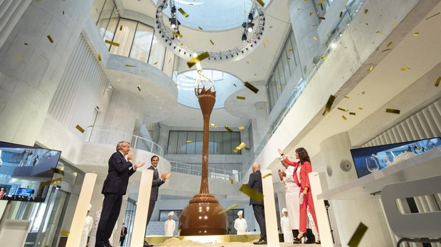 Le plus grand musée du chocolat au monde a ouvert en Suisse