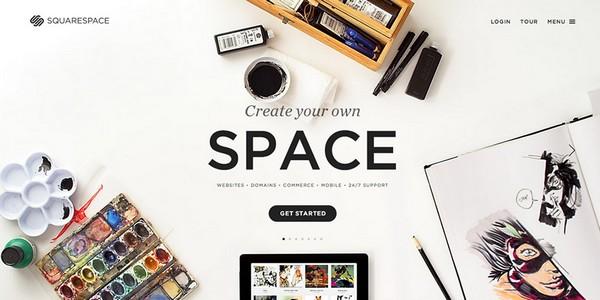 Qu'est-ce que Squarespace?