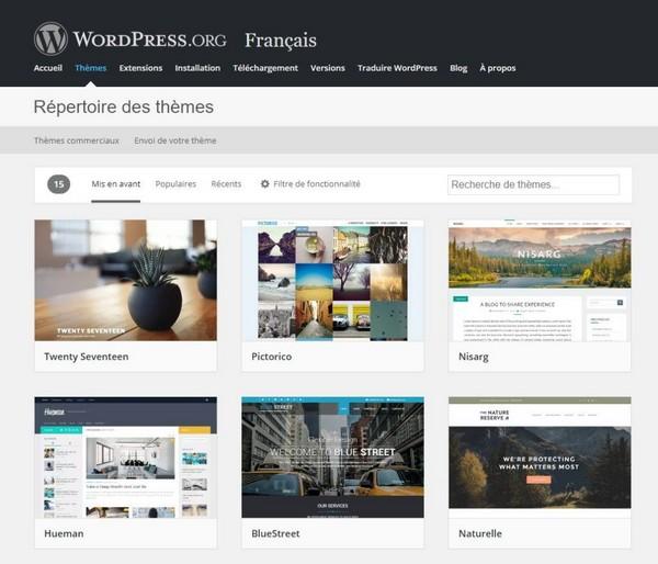 Qu'est-ce que WordPress?