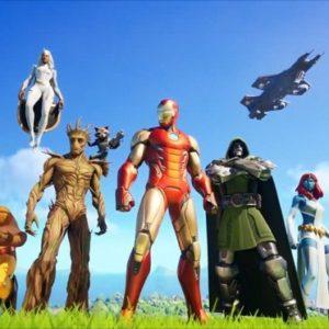 Comment trouver Iron Man dans Stark Industries Fortnite
