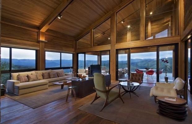 Entretien maison en bois