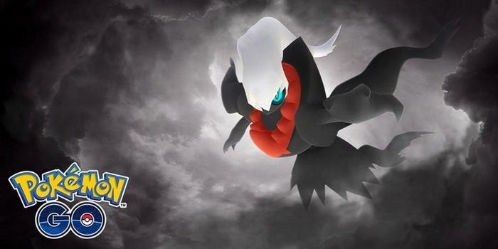 Comment battre Darkrai en Raid sur Pokémon GO