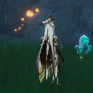 Emplacement Morceaux de Cristal : où en trouver dans Genshin Impact ?