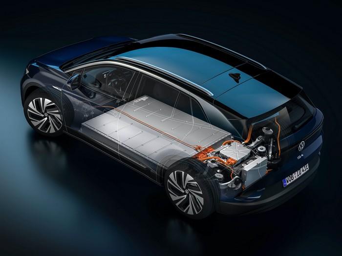 La batterie sous le plancher aide à maximiser l'espace intérieur.