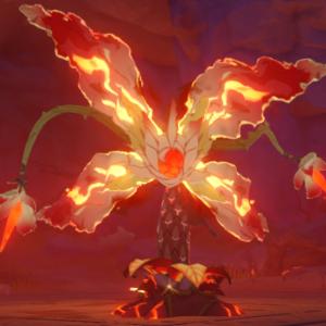 Où trouver le boss Arbre enflammé et comment le vaincre dans Genshin Impact ?