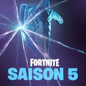 Quand commence la saison 5 de Fortnite Chapitre 2?
