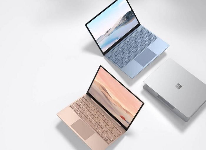 Surface Laptop Go dans le détail