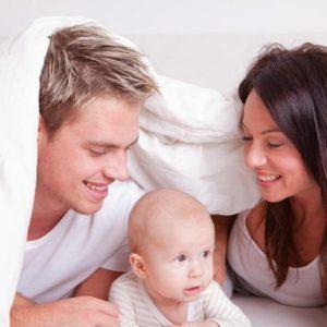 vie de couple apres avoir des bébés
