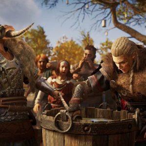 Comment restaurer la santé dans Assassin's Creed Valhalla ?
